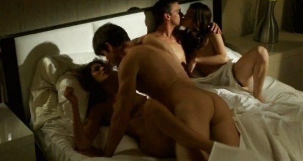 sexo em grupo ou sexo grupal